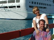 Phil & Gloria cruise to Jamaica