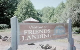Welcome to Friends Landing