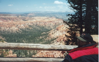 Richard at Bryce Canyon